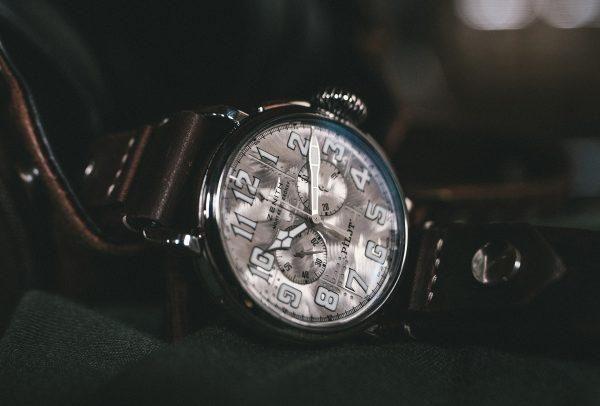 Pilot Type 20 Chronograph Silver © Zenith
