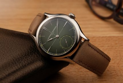 Classic Origin Green © Laurent Ferrier