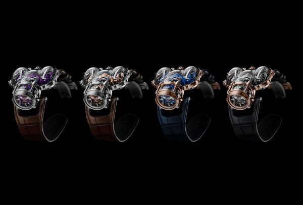 Collection HM9-SV © MB&F
