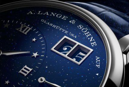 Little Lange 1 Moon Phase © A. Lange & Söhne