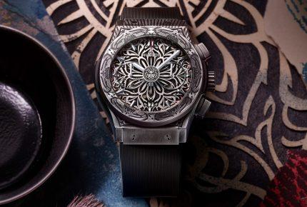 Classic Fusion Chronograph Shepard Fairey © Hublot