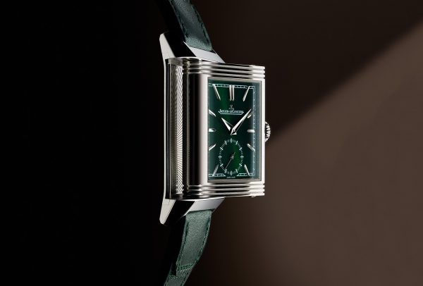 Reverso Tribute Small Seconds Green © Jaeger-LeCoultre