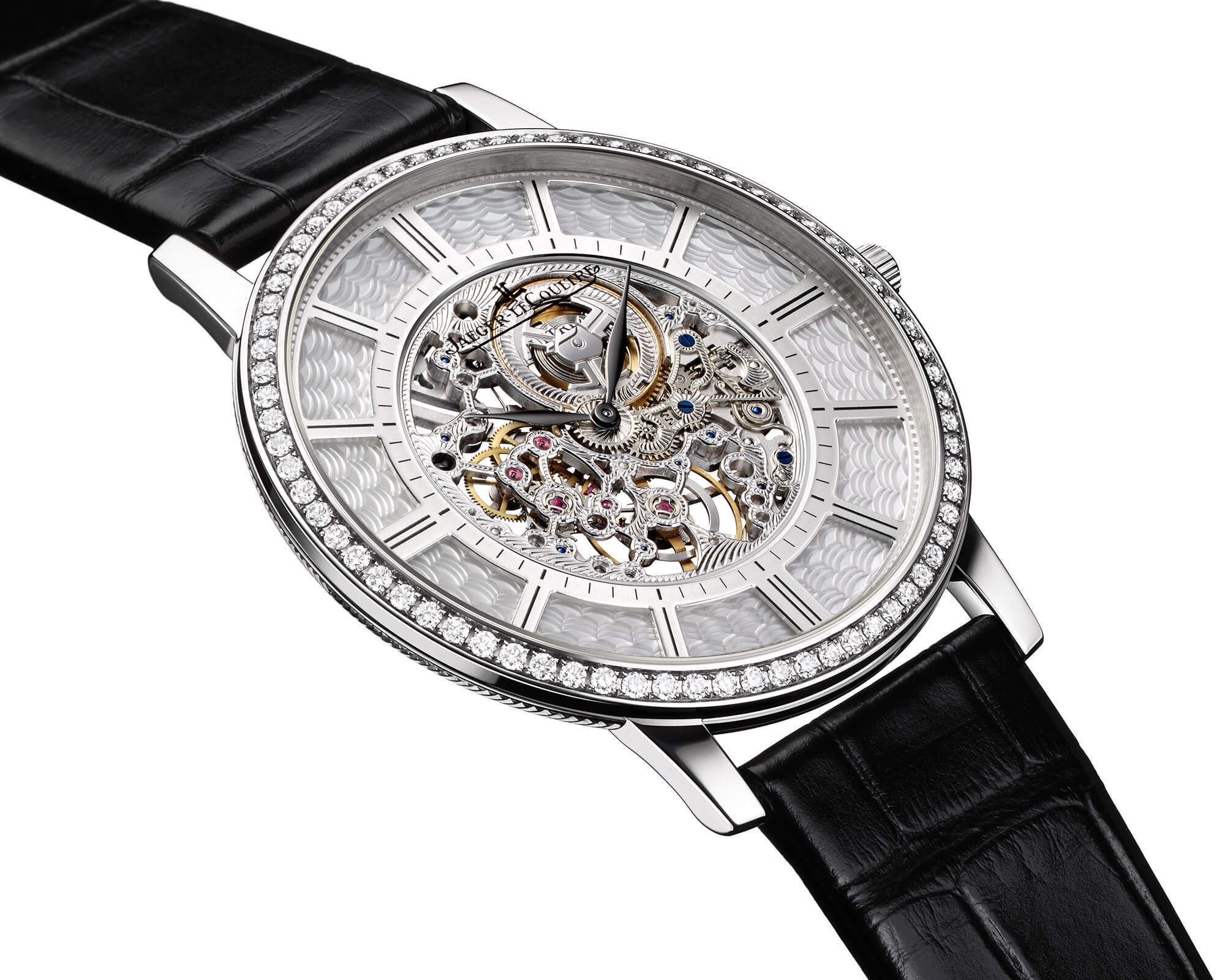 Jaeger-LeCoultre Master Ultra Thin Squelette – FHH Journal