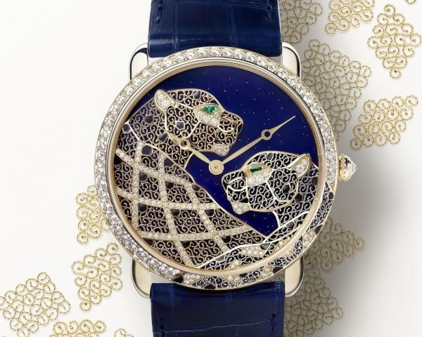 montre-ronde-louis-cartier-filigrane